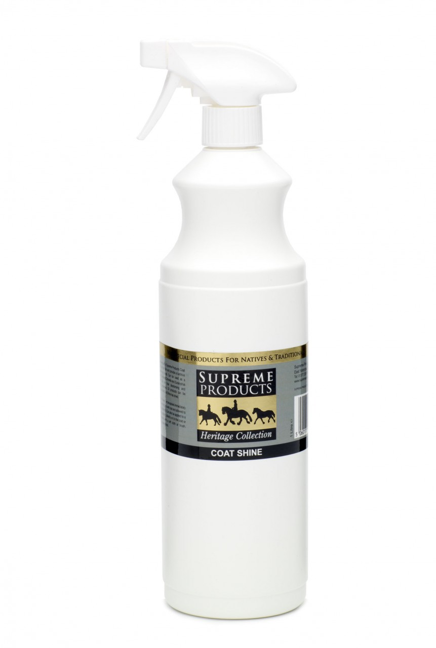Supreme Products Coat Shine for Horses