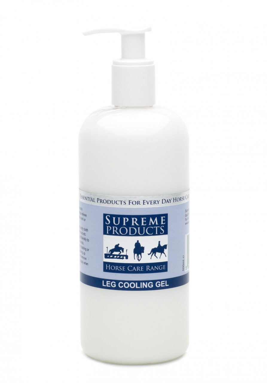 Supreme Products Leg Cooling Gel for Horses