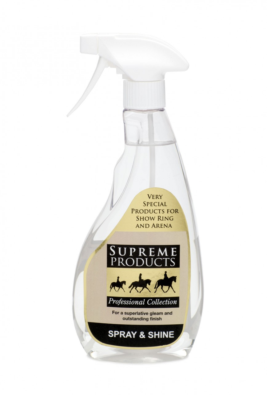 Supreme Products Spray & Shine for Horses