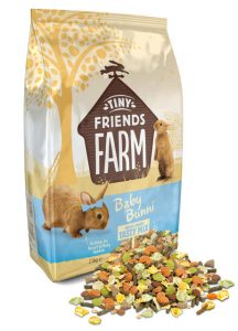 Supreme Baby Bunni Tasty Mix Food