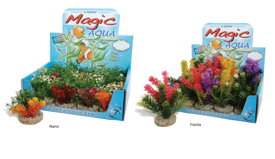 Sydeco Magic Aqua Aquarium Plant