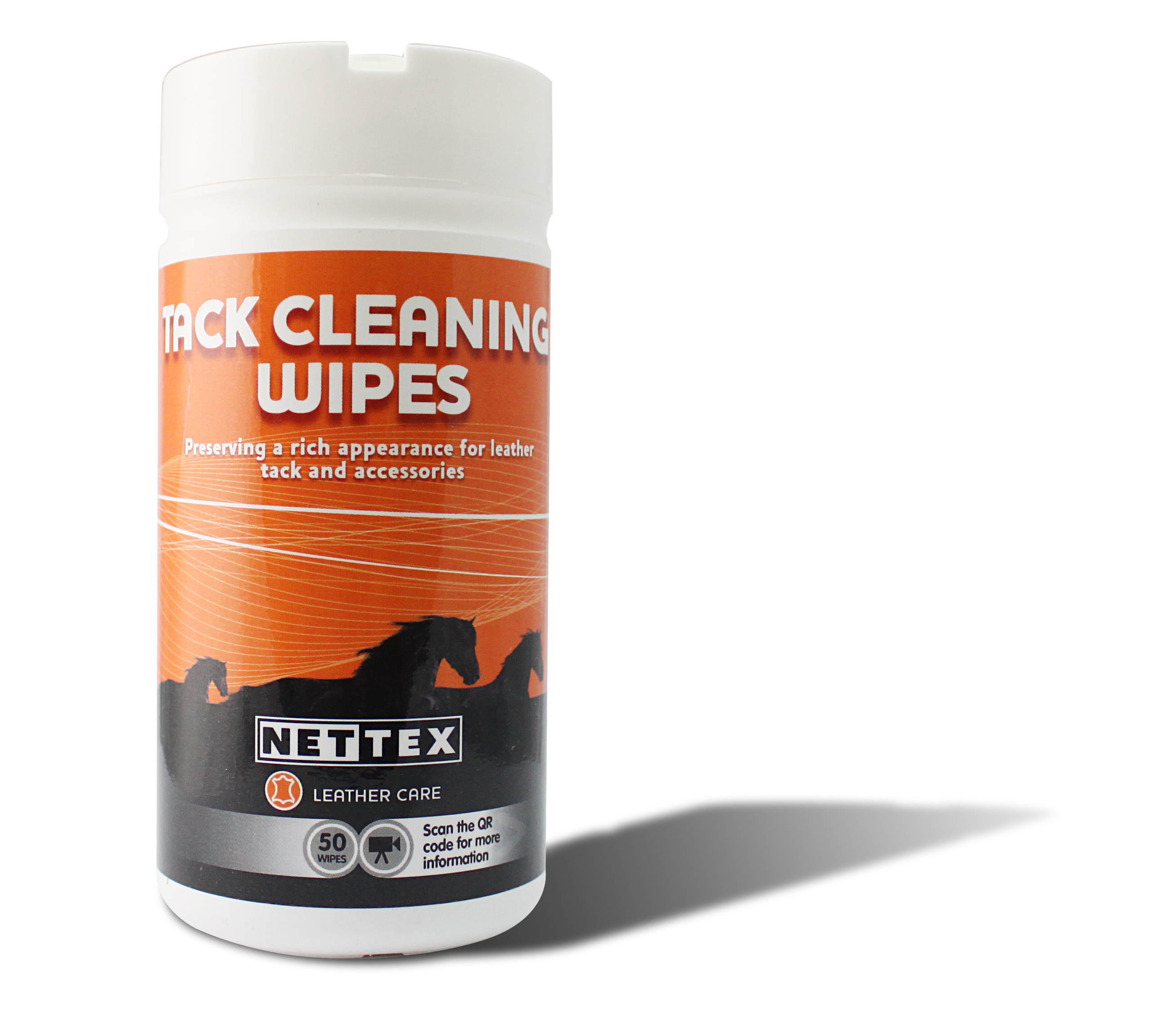 Net-Tex Tack Cleaning Wipes