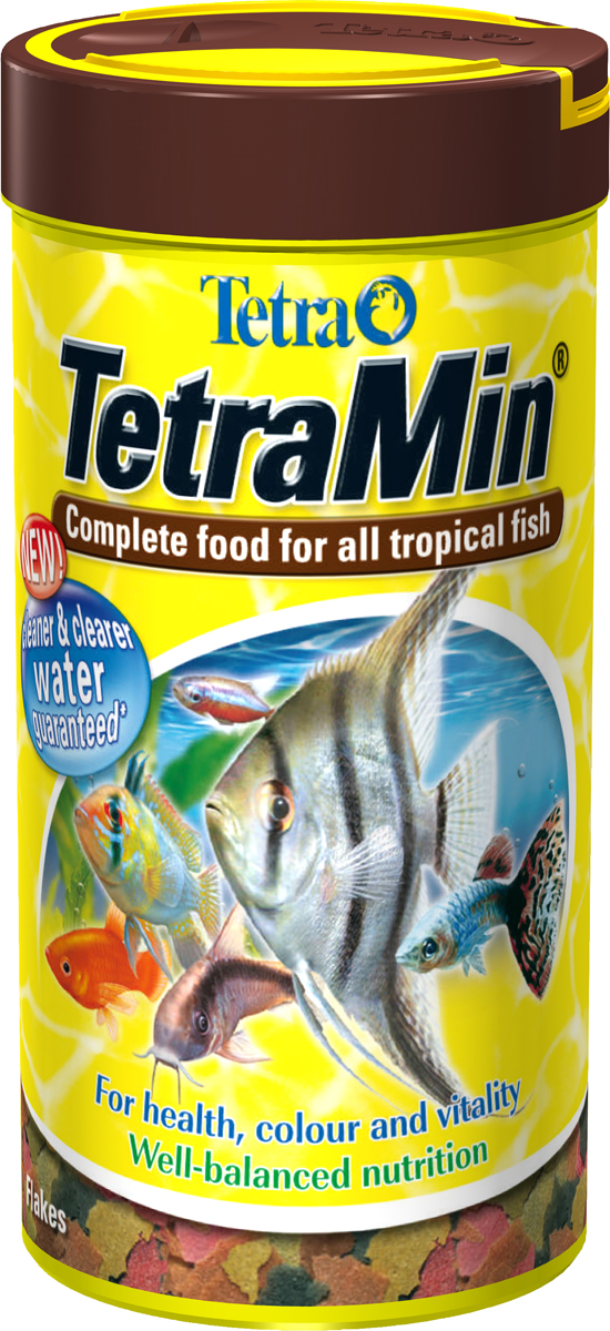 TetraMin Flake Tropical Fish Food