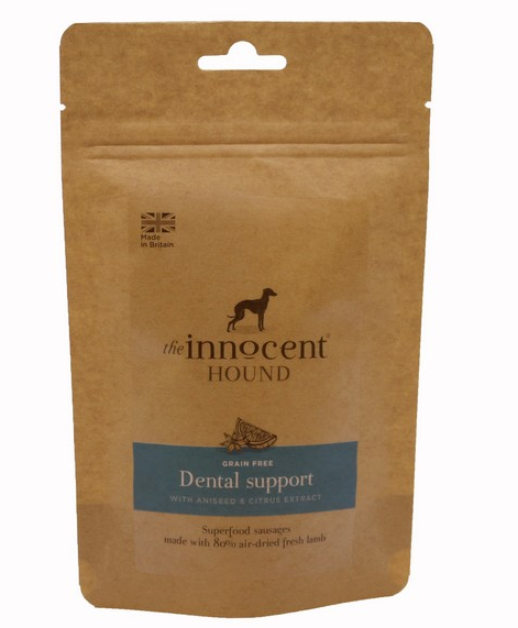 The Innocent Hound Dental Support Sausage