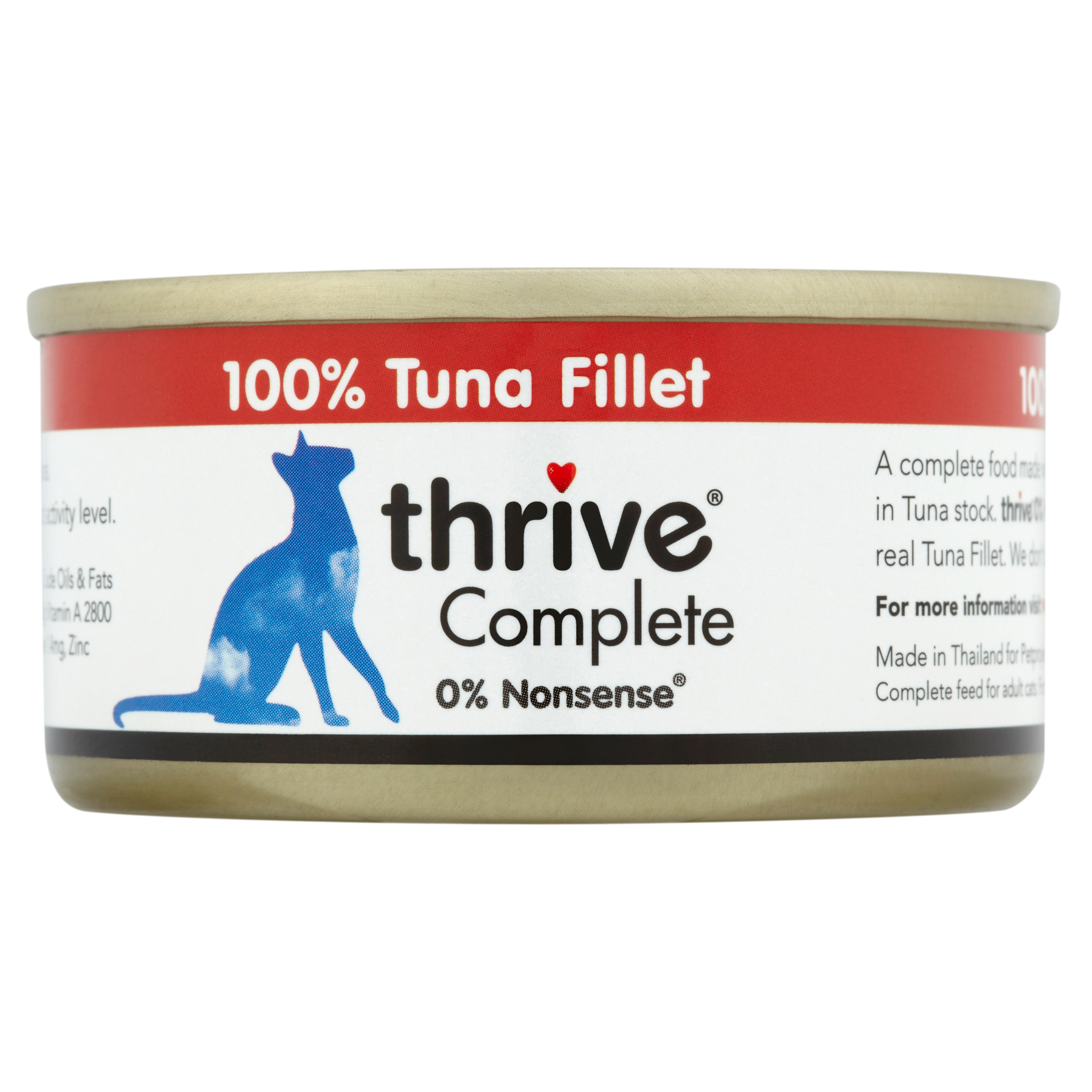 Thrive complete 100 cat food ebay for Cuisines completes
