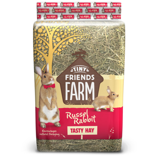 Tiny Friends Farm Russel Rabbit Tasty Hay