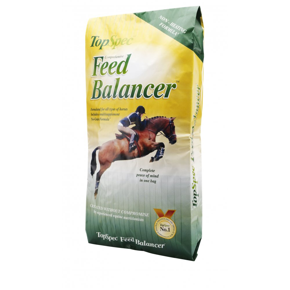 Feed: Top Spec Comprehensive Feed Balancer Supplement For �� Horses