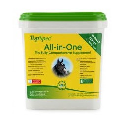 Top Spec All in One Supplement for Horses
