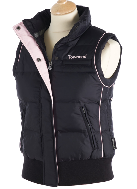 Townend Golden Ladies Gilet