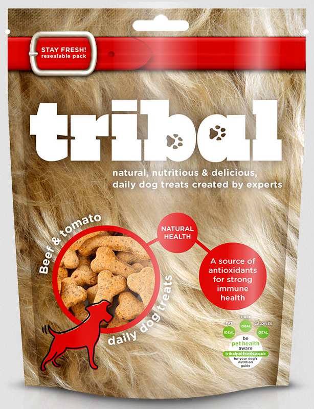 Tribal Natural Health Dog Treats