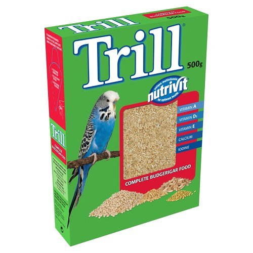 Trill Nutrivit Budgerigar Bird Food