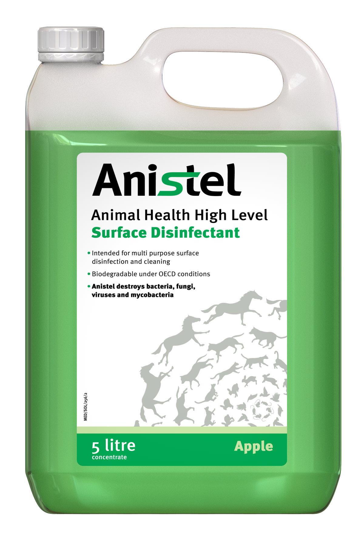 Tristel Anistel High Level Surface Disinfectant Ear Mites In Dogs