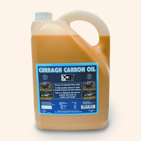 TRM Curragh Carron Oil for Horses