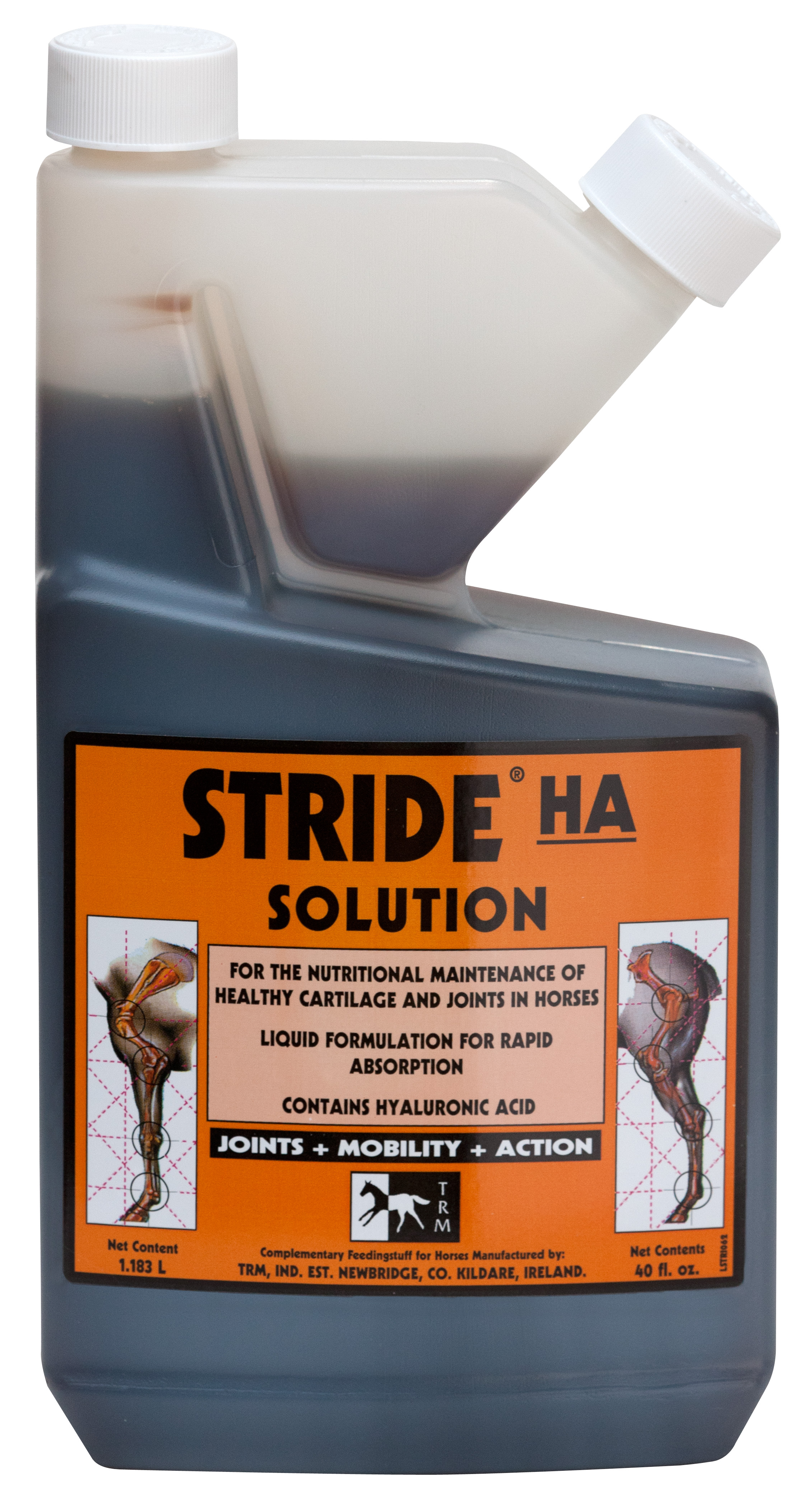 TRM Stride HA Solution for Horses