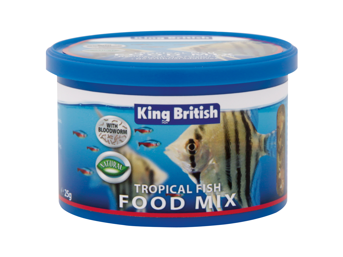 King British Tropical Fish Food Mix