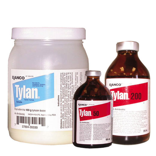 Tylan Antibiotic