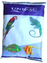 Unipac White Coloured Sand