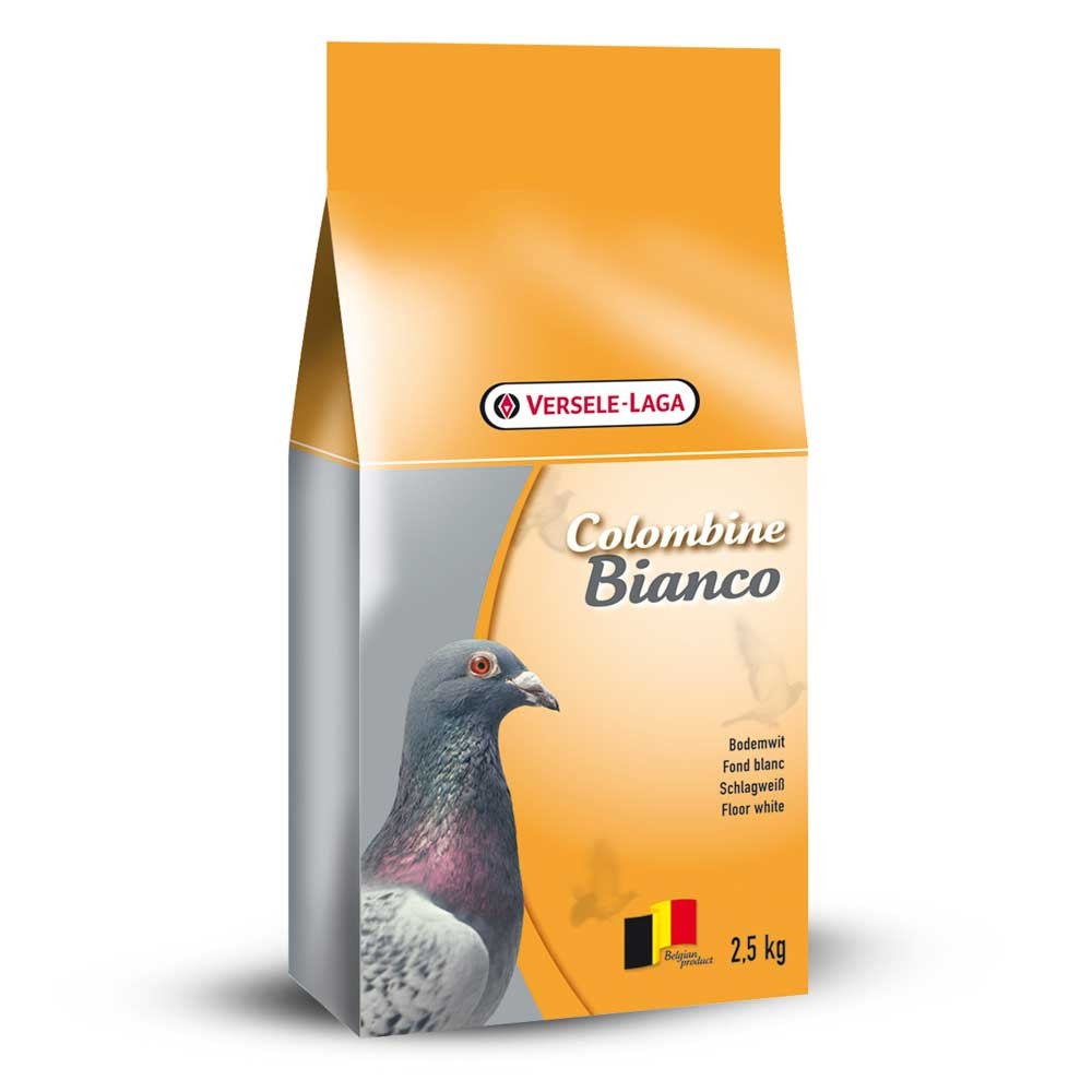Versele Laga Colombine Bianco Parquet White Pigeon Supplement