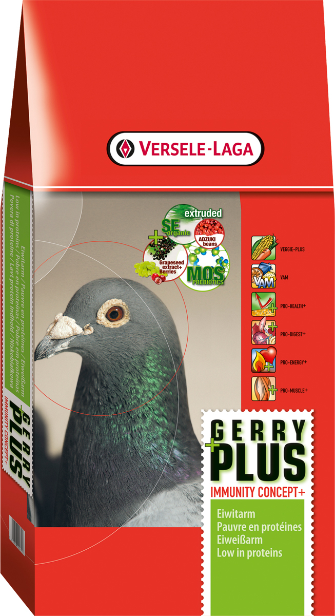 Versele Laga Gerry Plus Immunity Concept Pigeon Food