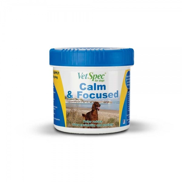 VetSpec Calm & Focused for Dogs