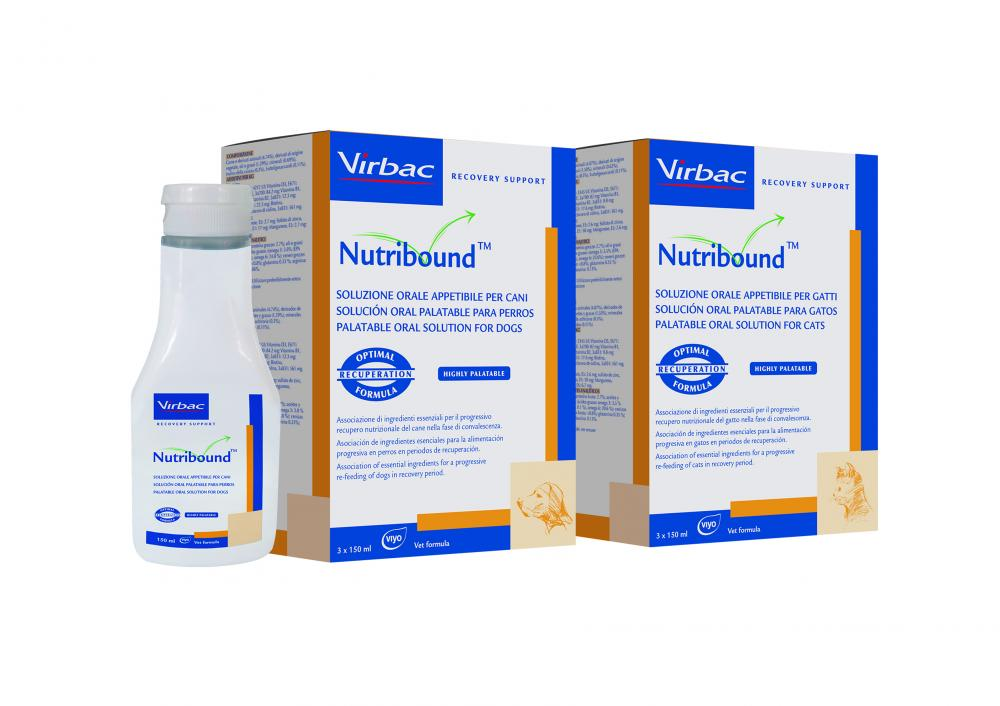 Virbac Nutribound Oral Solution