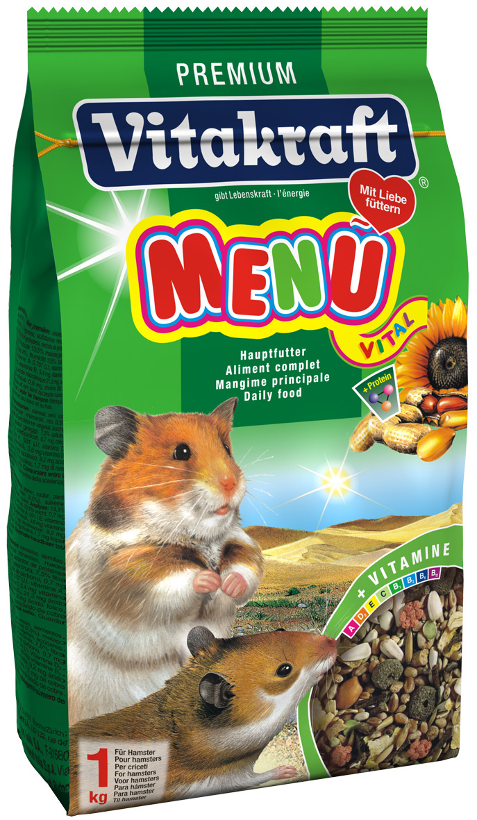 Vitakraft Menu for Hamsters
