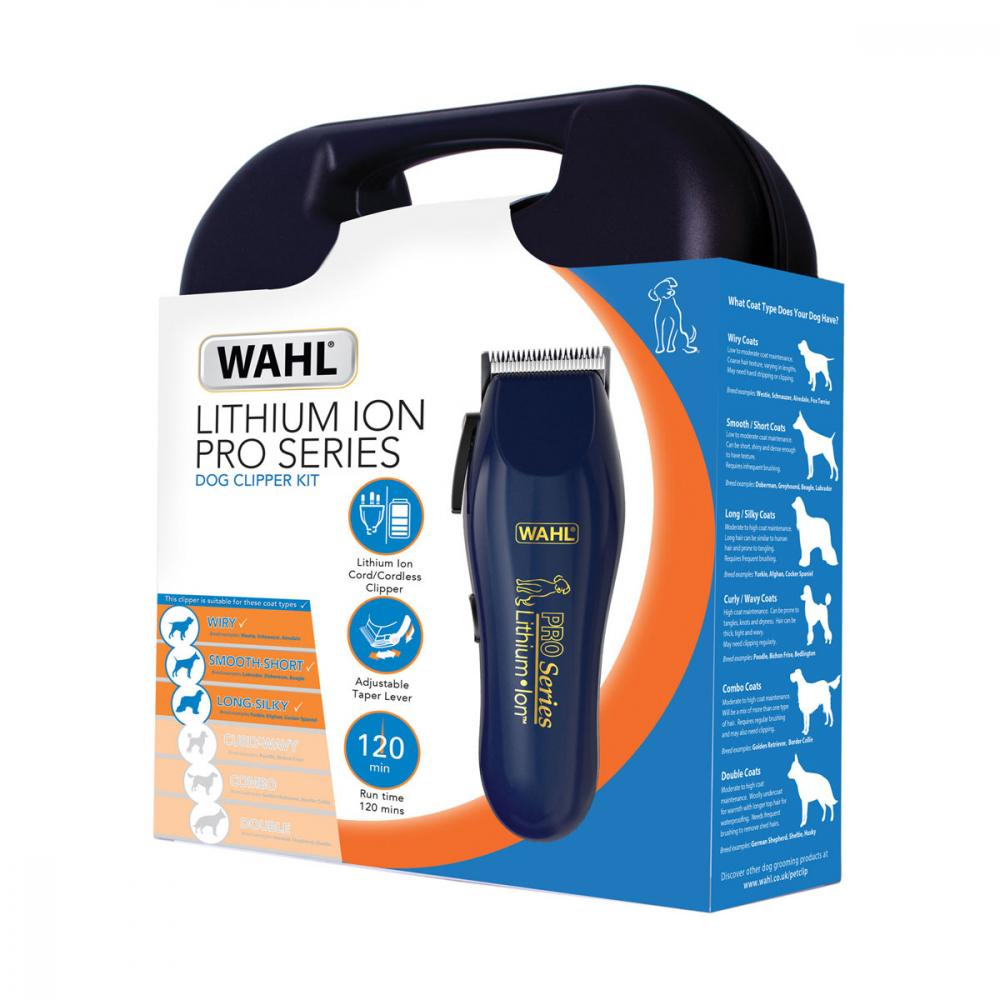 Wahl Lithium Ion Pro Series Animal Clipper Kit