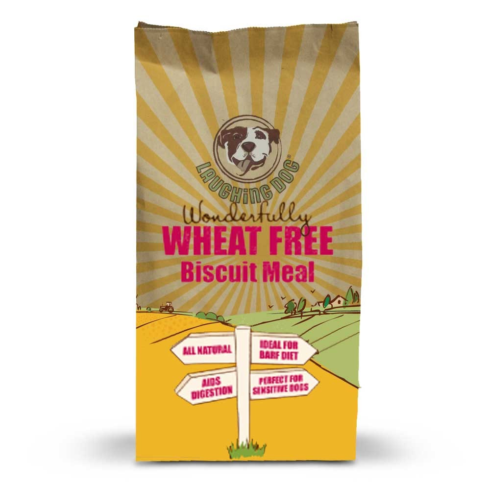 Laughing Dog Wheat Free Biscuit Meal Adult Dog Food