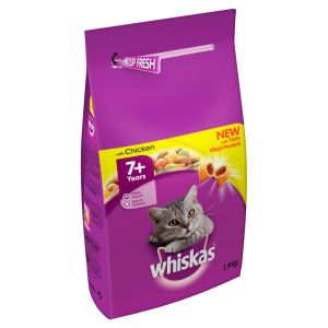 Whiskas 7+ Complete with Chicken