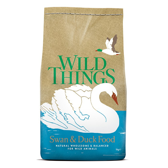 Wild Things Swan & Duck Food