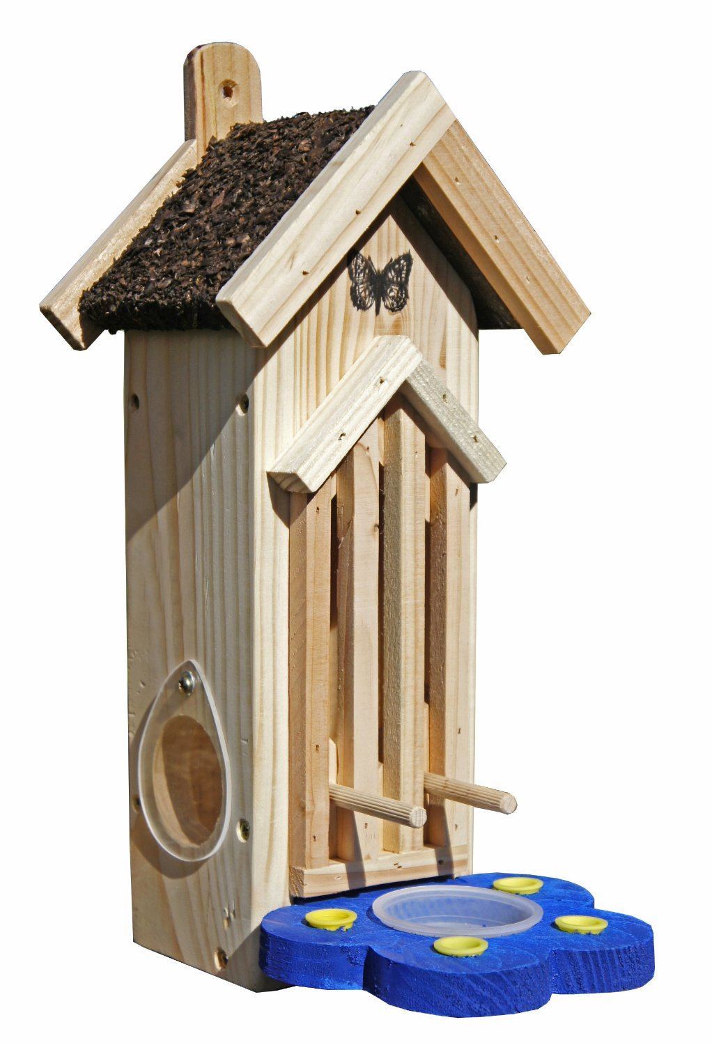 Wildlife World Habitats Butterfly Moth Feeder