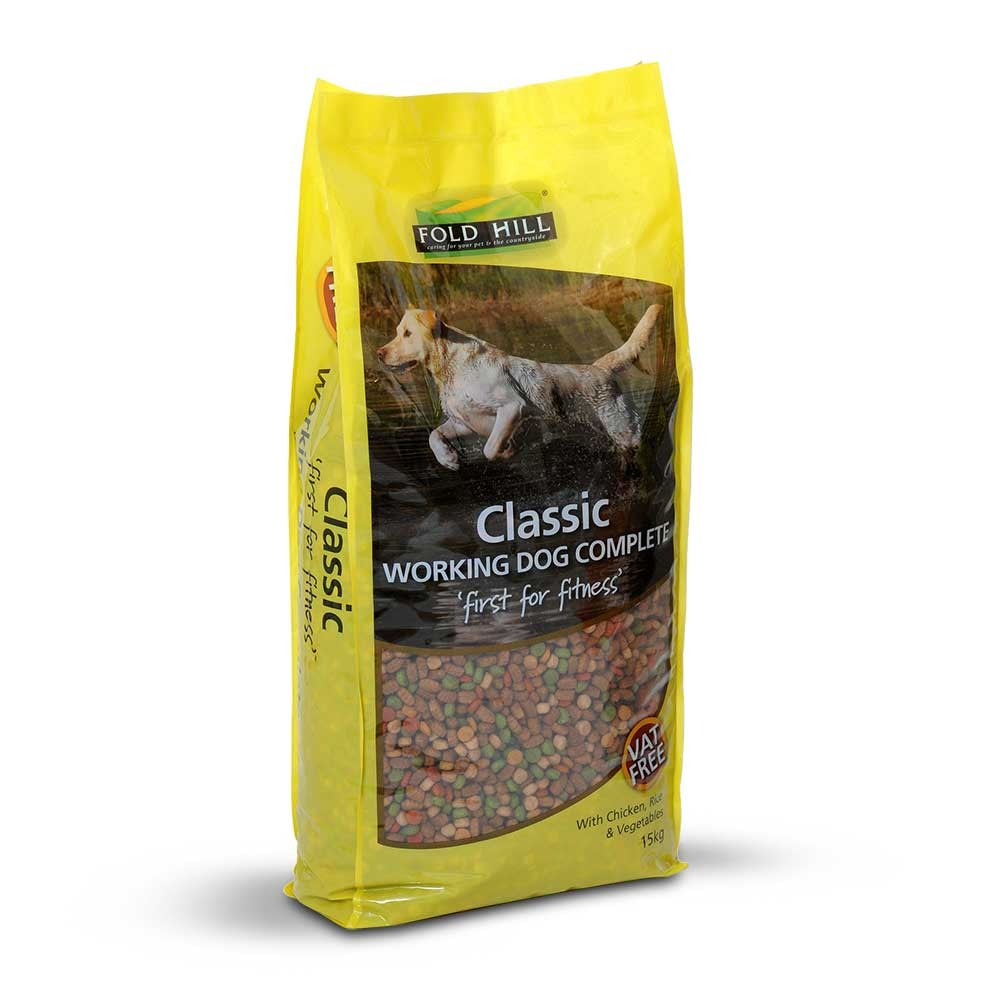 Fold Hill Classic Working Dog Food