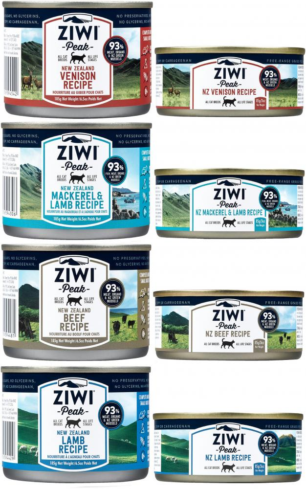 ZiwiPeak Daily Cat Moist Cuisine Cat Food