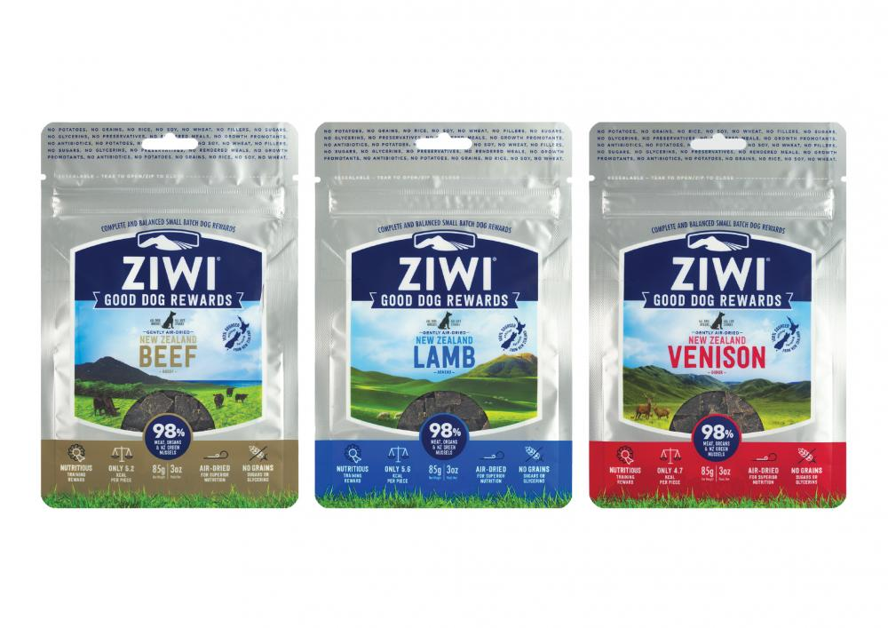 ZiwiPeak Dog Treat Pouches