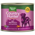 Natures Menu Country Hunter Seriously Meaty Can Food