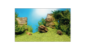 Juwel Aquarium Background Poster