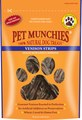 Pet Munchies Natural Dog Treats Venison Strips