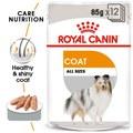 ROYAL CANIN® Coat Care Wet Pouches Adult Dog Food
