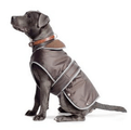 Ancol Stormguard Fleece Lined Dog Coat & Chest Protector