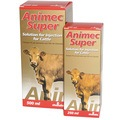 Animec Super Solution for Injection for Cattle