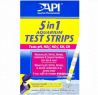 API 5-In-1 Test Strips for Aquariums