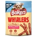 Bakers Bacon & Cheese Whirlers Dog Treats