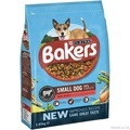 Bakers Complete Adult Beef & Country Vegetables Small Dog Food