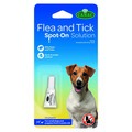 Beaphar CANAC Flea and Tick Spot-On Solution for Dogs