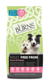 Burns Adult Free From Duck & Potato Dog Food