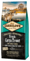 Carnilove Fresh Fresh Carp & Trout for Adult Dog Food