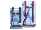 Catwalk Collection Assorted Cat Harness And Lead Sets