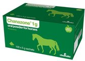 Chanazone 1g oral powder for horses