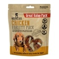 Chicken Variety Pack Dog Treats