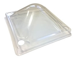 Chicktec Comfort Clear Plastic Dome Cover